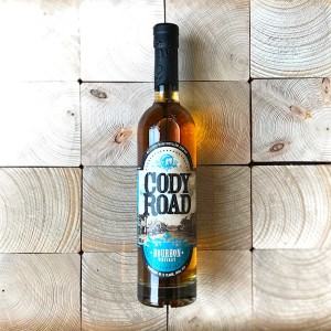 MRDC Cody Road Bourbon / 0.5l / 45%
