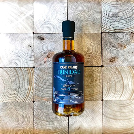 Cane Island Trinidad Single Estate Rum 8 Jahre / 0.7l / 43%