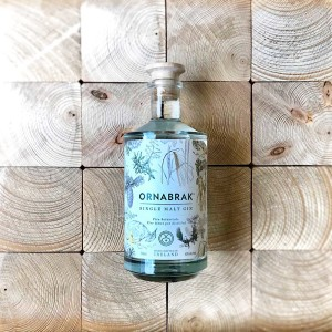 Ornabrak Irish Single Malt Gin / 0.7l / 43%