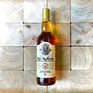MacNaMara Rum Finish Blended Whisky / 0.7l / 40%