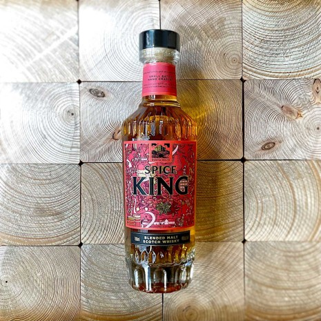 Spice King - Blended Malt Scotch Whisky / 0.7l / 46%